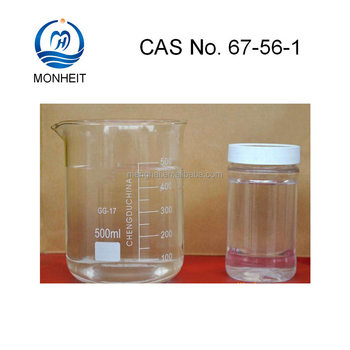With Low Price For Methyl Alcohol/methanol Cas 67-56-1