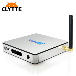 KB2 PRO tt tv box android 7.0 Amlogic S912 Octa coremagic box tv receiver with BT 4.0 wifi VS direct tv set top box