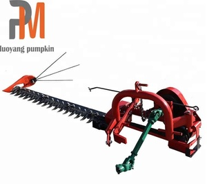 Factory wholesale tractor mounted sickle bar mower reciprocating lawn mower