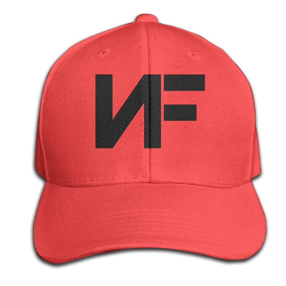 169feb147c0 Get Quotations · Nf Rap LogoUnisex Profile Cotton and Denim Baseball Cap Hat
