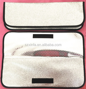 hair straightener pouch for new products hair straightener, hair salon equipment, hair flat iron