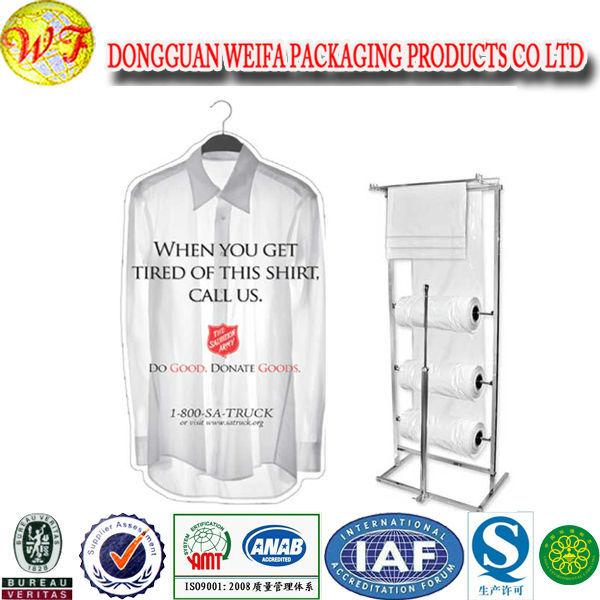 c25b0c44d5b9 Clear Polyethylene Dry Cleaning Garment Bags On Rolls, View Garment ...