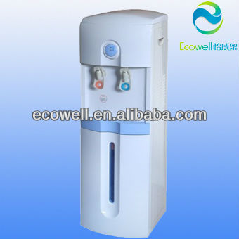 POU hot and cold electric water cooler, pioeline standing electric water cooler