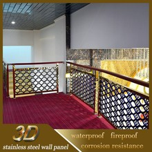 High Strength Sanded Stainless Steel Handrail Accessories