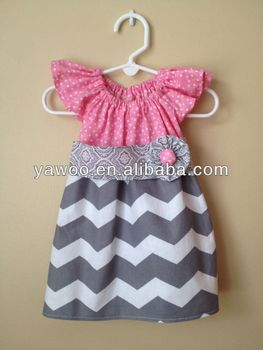 0b358cf44 New Lovely Cotton Girl s Dress For Summer Baby Girls Boutique ...