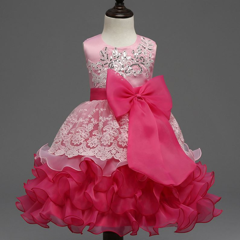 Girls Fancy Gowns, Girls Fancy Gowns Suppliers and Manufacturers at ...