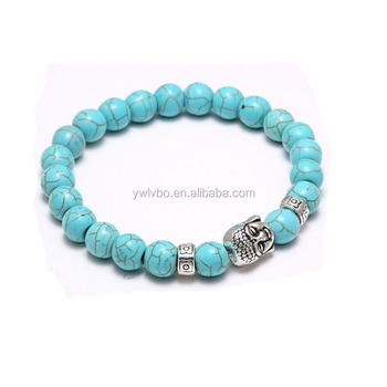 Armband Stein männer Männer Türkis Product Armband On Mit Buy Armband Kopf Buddha türkis xBoCde