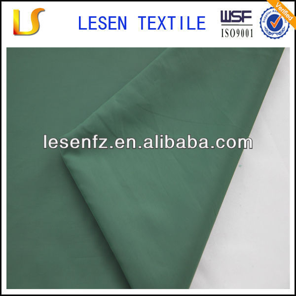 army green nylon fabric, 290T nylon fabric, fabric nylon