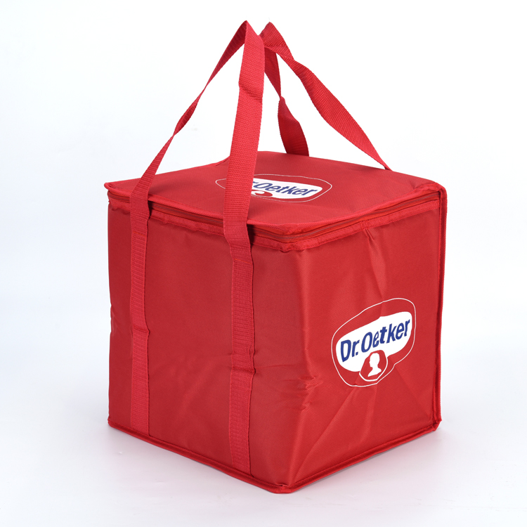 Thermo-Food-Thermo-Food-Polyester-Kühlertasche mit individuellem Logo