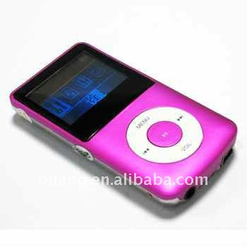 large screen MP3 player
