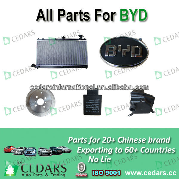 Auto Spare Parts for BYD