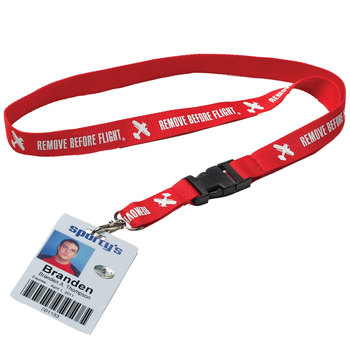 Custom Design Id Card Holder Lanyards