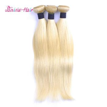 ombre brazilian hair virgin two tone color or pure 613 or 28# ash blonde brazilian remy human hair straight hair bundles