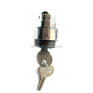 ZB2BG2 excavator forklift tractor ignition switch