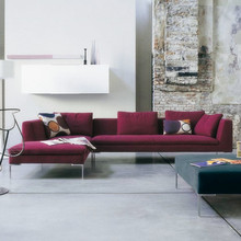Red Velvet Sofa, Red Velvet Sofa Suppliers And Manufacturers At Alibaba.com