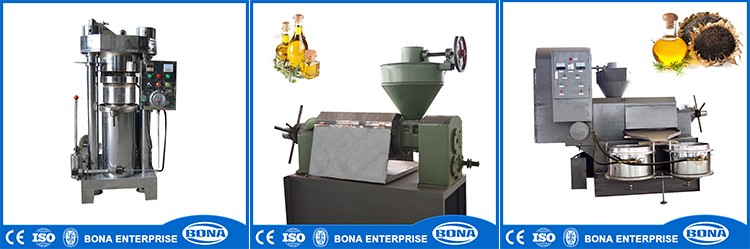 Best Selling Stainless Steel Sunflower Oil Pressing Machine