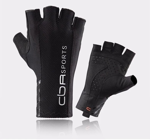 Rockbors CBR Cycling Half Finger fitness Gym Bike Gloves MTB Bicycle headless outdoor Sport Lengthen Elastic Bike Gloves