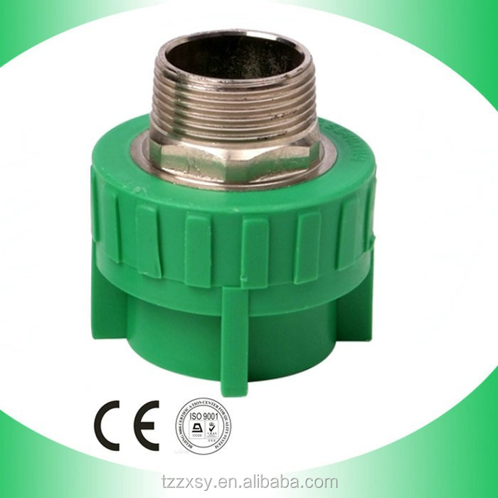 OEM Best Quality Full Set Green PP-R Weight Of Pipe Fittings