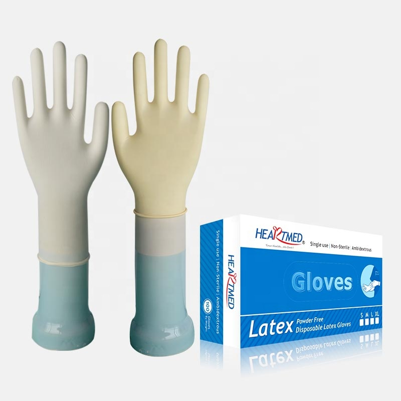 Disposable Latex/Vinyl Medical Examination Gloves in Malaysia