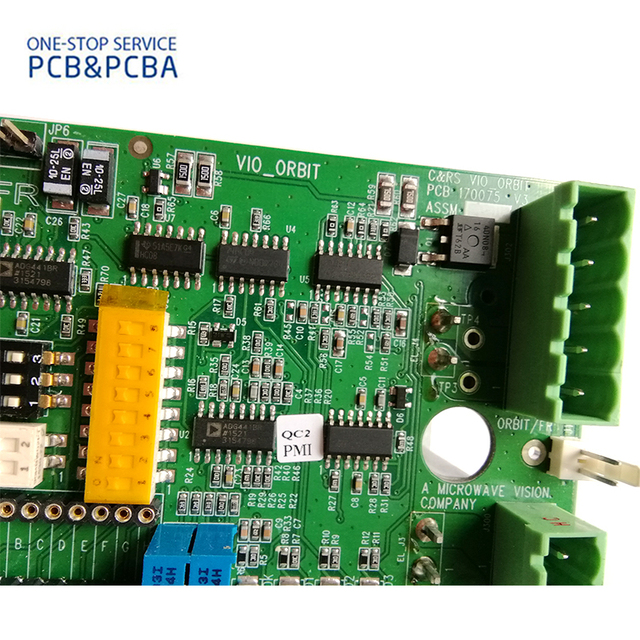 Industrial Circuit control Board PCBA with IC Programming