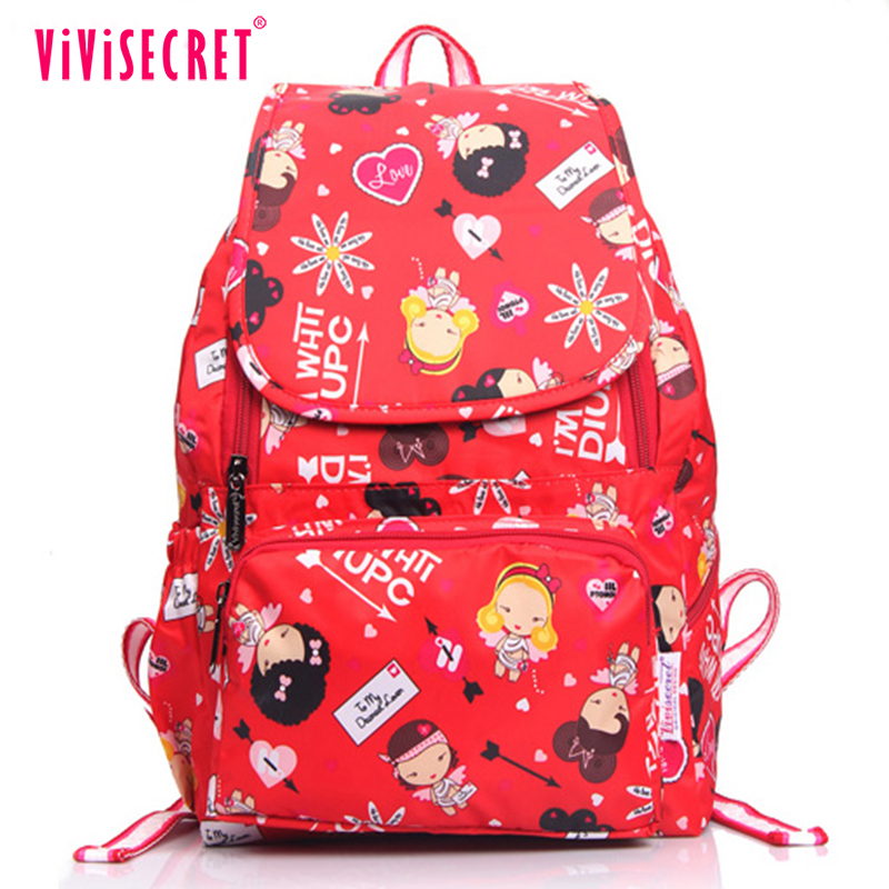 8 years child school bag cartoon campus book bag used school back packs washed fabric backpack