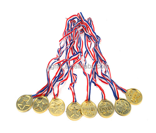 Winners Medals Sports Day Party Bag Prize Awards Toys For party decor