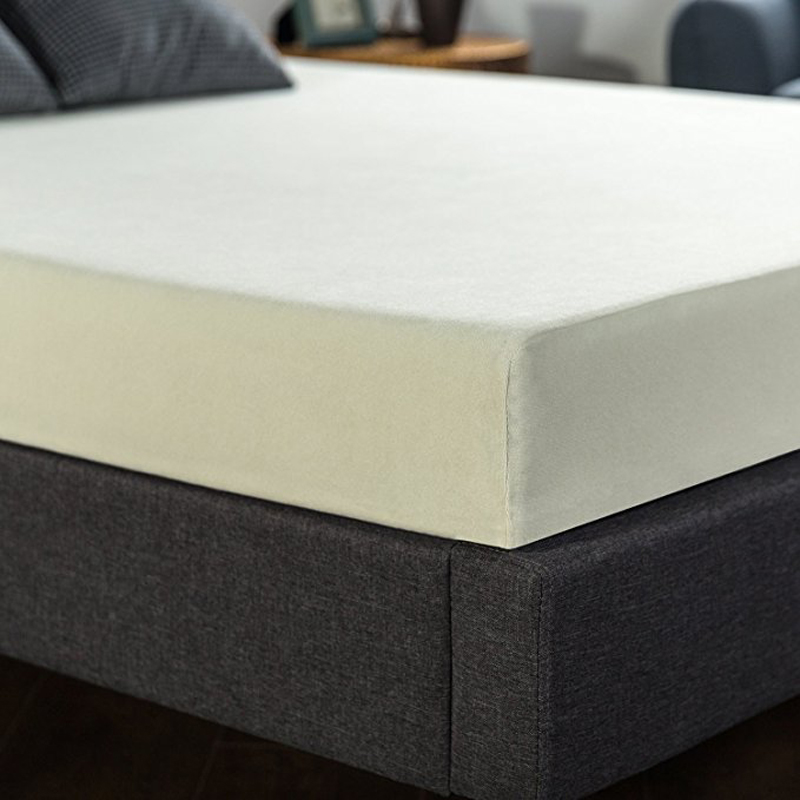 Image result for sleep master - 6 smooth top therapuetic memory foam mattress - full full