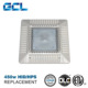 150w PC cover waterproof high efficiency canopy high bright led light with ETL and DLC approved