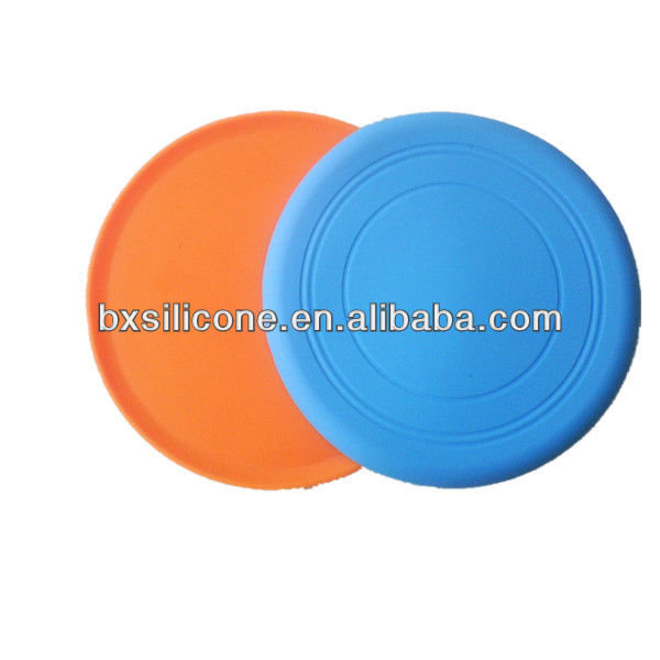 Candy colors cast ball machine, pet toys frisbee for promotion