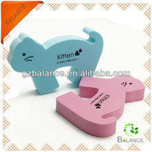 Cat doorstops for baby safety