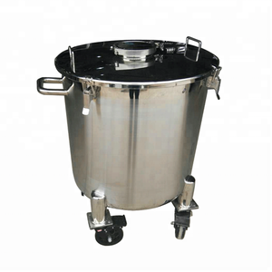 China Movable Single Layer Storage Tank for coconut oil