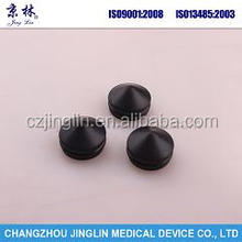 Medical Natural Rubber Pistons For Syringes synthetic rubber syringe piston