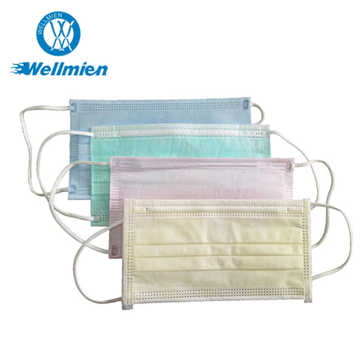 Fiberglass free respirator particulate and surgical mask
