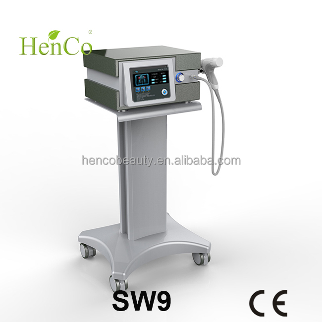 21Hz High Frequency Extracorporeal Shock Wave Therapy Equipment, Fast Relief Solution For Sports Injuries.