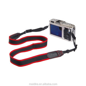 Fashionable camera leather wrist strap hand grip for digital camera photo accessories