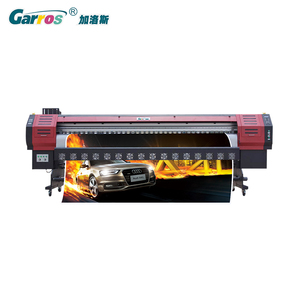 3.2 m DX7 wide format printer 1440 dpi eco solvent printer printing machines for signs and posters dem jet