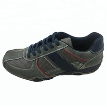 Groothandel <span class=keywords><strong>goedkope</strong></span> duurzaam mannen lederen casual <span class=keywords><strong>schoenen</strong></span> met kant-up