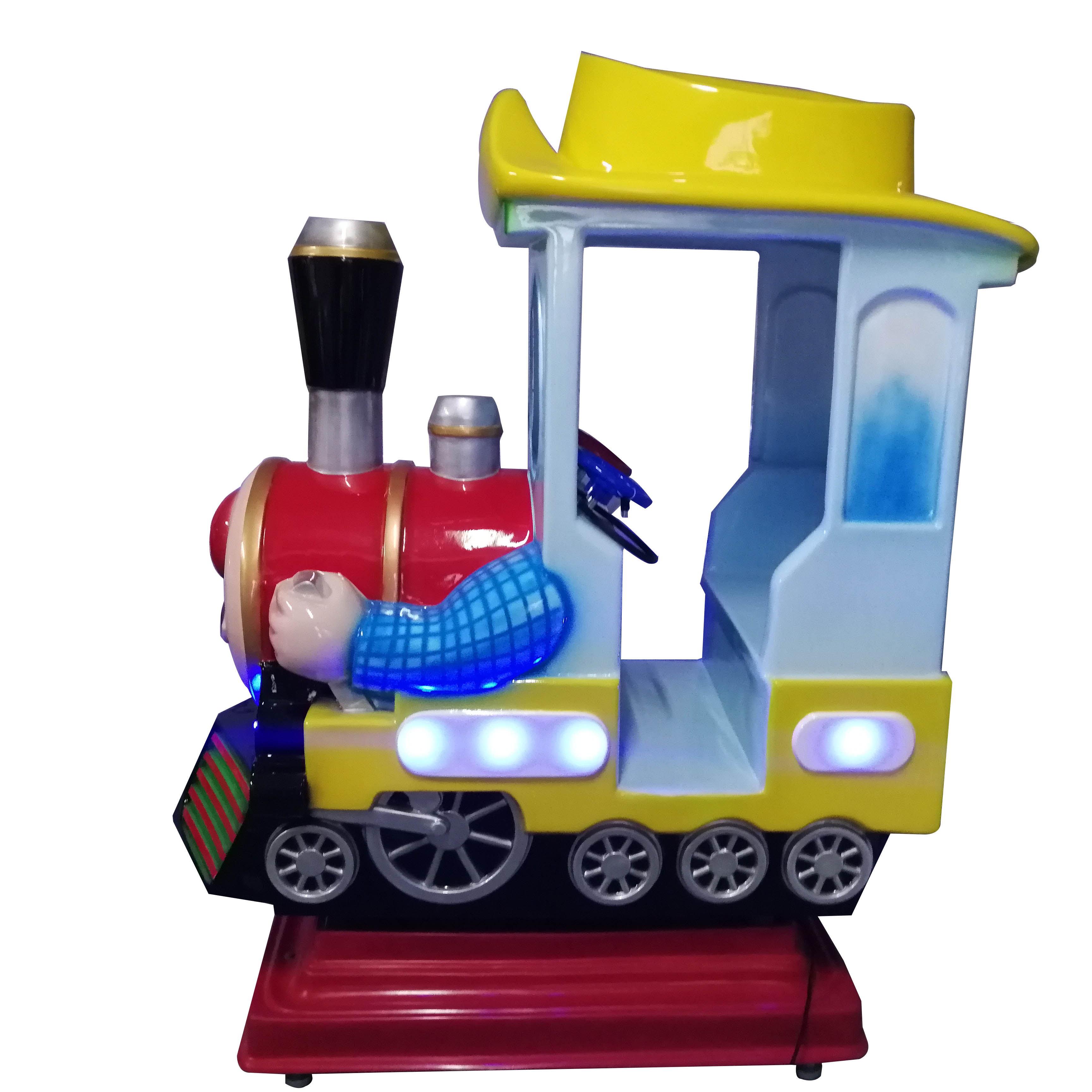 Hotselling indoor coin operated children's car machine Sam Car for sale