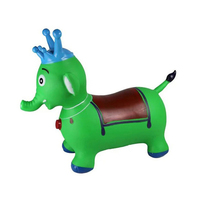 Factory Wholesale Price Jumping Animal Hopper for Riding for Sale