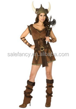 Exceptional Sexy Viking Woman Costume Fancy Dress Adult Halloween Costume Qawc 3137    Buy Fancy Dress,Viking Woman Costume,Viking Costume Product On Alibaba.com