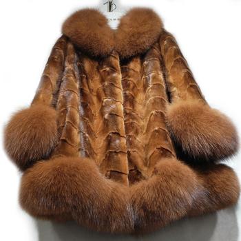 3a683259e4 New Style Genuine Mink Fur Coat And Fox Fur Jackets Woman Fur Coat Mink - Buy  Mink Fur Coat,Fur Coat Mink,Fur Coat Product on Alibaba.com