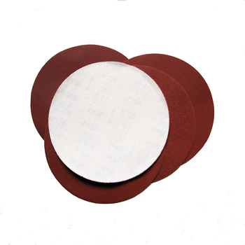 round colored sandpaper sand paper without holes SP-01