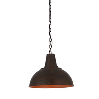 Retro Style UL CUL Listed Light Fixture Hanging Metal Industrial Pendant Lamp