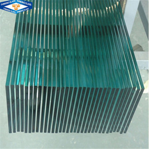 Thriking Glass High quality tempered glass wall, exterior glass wall prices with CE certificates