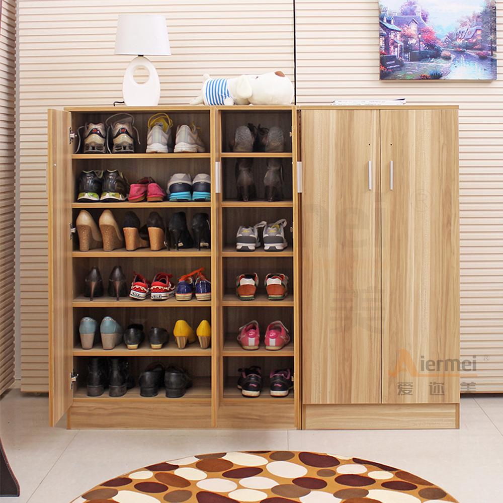 Muebles para el hogar de teca gabinete de almacenaje del - Muebles de zapatos ...