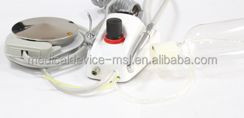 Portable Air Turbine with Dental chair/Table Type Portable Dental Turbine MSL-607
