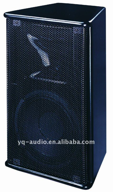 Professional Outdoor Passive Stage Speaker With High Powered Stage Monitoring.