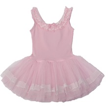 2016 3Colors Pink Peach Yellow New font b Fancy b font Kid Girls Ballet Dancewear font