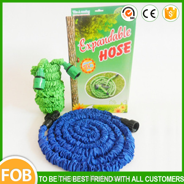 2015 the most popular magic hose Newest Double-Layer retractable expandable garden hose