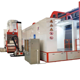 Hanna Brand Powder coating machine equipped with spraying pretreatment